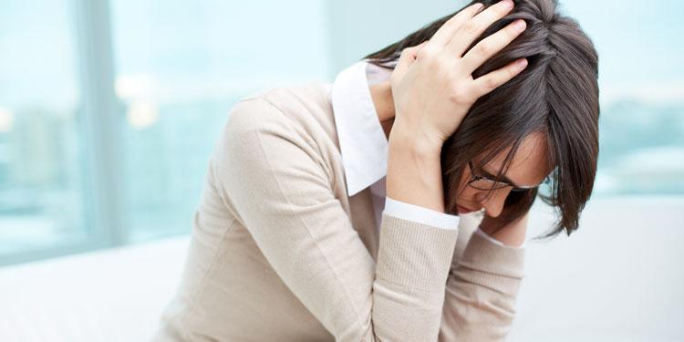 Lugna ned en stressad, överhettad hjärna