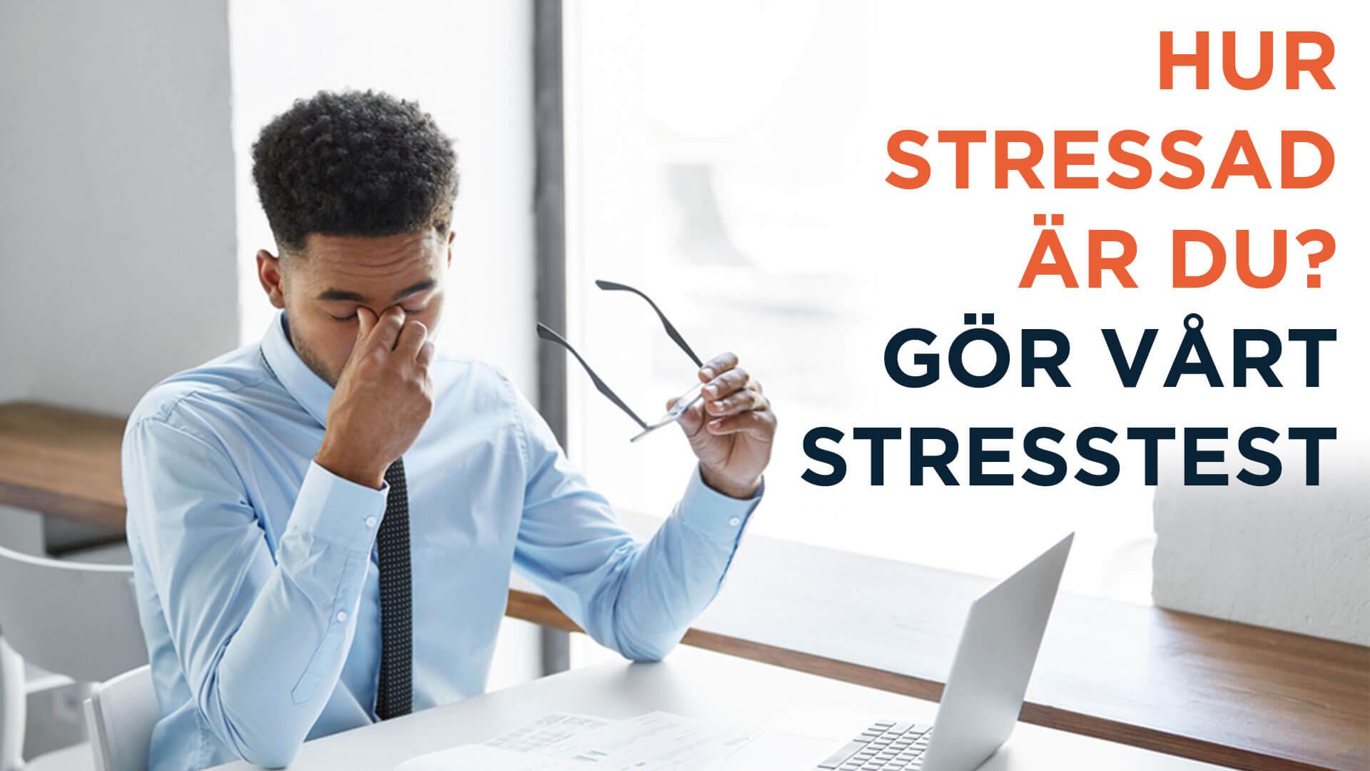 hur stressad är jag