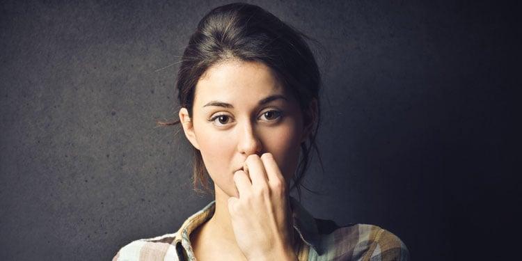 Nära koppling mellan stress, andning och jobbiga känslor